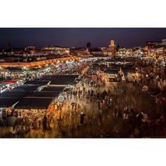 Saad Alami (@saados_) photographed this scene on a busy evening in Jemaa el-Fnaa square and marketplace in #Marrakesh #Morocco. This image has been selected as part of The Print Swap. @theprintswap is a new way for photographers to share work and grow their networks. Submissions are rolling and winning photographers have the chance to trade prints with photographers around the world. Printing is done by the experts at Skink Ink (@skink_ink) and we cover shipping costs. Its free to apply…