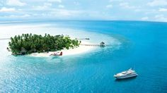 The Rania Experience, Maldives – All-inclusive Private Island for Two...heck lets own an island!