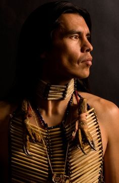 Native American Men- David Midthunder