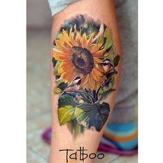 #val_tatboo #tatboo #tatrussia #tattooistartmag #toptattooartist #colourtattoo #realistictattoo #eternalink 1session