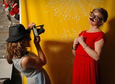 Upcoming #trends at different occasions- #Photo booths