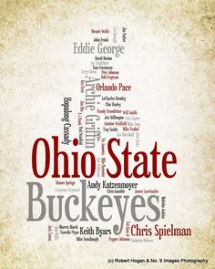 Ohio State University Buckeyes - Greatest Football Players.