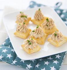 Tarama de Tofu - recipes apetizers