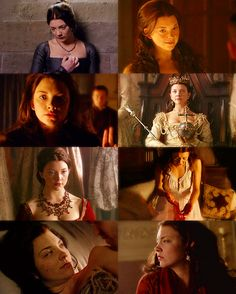The Tudors,,,, Beautiful,,, Anne Boleyn,,,, I think that Anne was a Very sad and lonely women,, Who lost her life way to soon,,,, D.H.