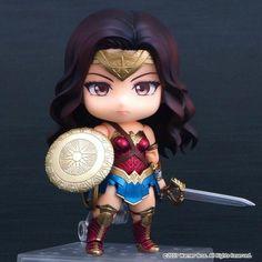 #Figurine #Nendoroid #WonderWoman #DcComics #GoodsmileCompany #Goodie