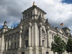Reichstag Building  #Foster #Norman Pinned by www.modlar.com