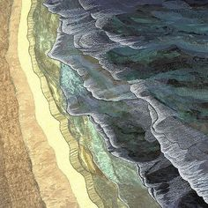 Central Coast by Merle Axelrad