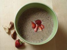 Paleo Porridge (getreidefrei, glutenfrei, zuckerfrei, milchfrei)