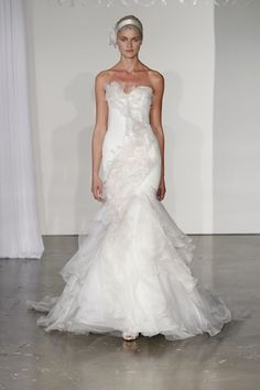 The Fall 2013 Marchesa Bridal Collection