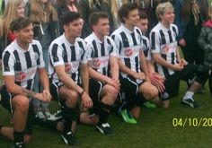 Louis, Josh, Harry, and Niall :)