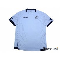 2749b22c222 ... Online Store From Footuni Japan. もっと見る. Photo1: Millwall FC 2011-2012  Away Shirt MACRON - Football Shirts,Soccer Jerseys