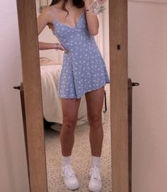 Teen Fashion Outfits, Girly Outfits, Outfits For Teens, Pretty Outfits, Cute Summer Outfits, Cute Casual Outfits, Stylish Outfits, Mode Vintage, Teenager Outfits