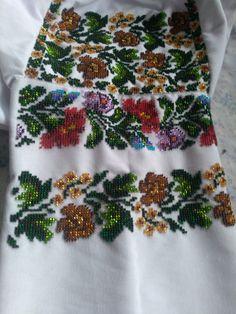 Folk Embroidery, Boho Shorts, Beads, Ali, Clothes, Women, Fashion, Women's Camisoles, Embroidery Stitches