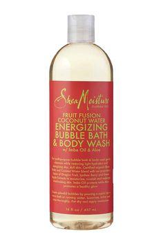 Fruit Fusion Coconut Water Energizing Bubble Bath & Body Wash | Shea Moisture