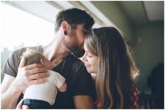 Adorable new baby/family shoot by @Sharalee Prang