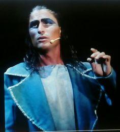 Matteo Setti nei panni di Gringoire