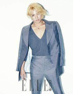 #MIB's #Kangnam for Elle Korea