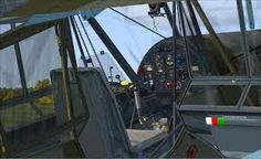 Image result for Fieseler storch cockpit
