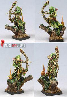 Wood Elves Waywatcher Lord