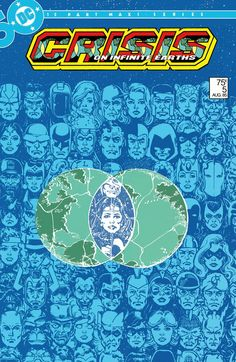 Crisis on Infinite Earths 05 (of 12) (1985)   View Comic
