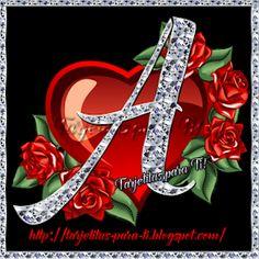 Love Wallpaper Backgrounds, Love Quotes Wallpaper, Flower Phone Wallpaper, Heart Wallpaper, Beautiful Love Images, Beautiful Pink Roses, Beautiful Flowers Wallpapers, Alphabet Letters Design, Monogram Alphabet