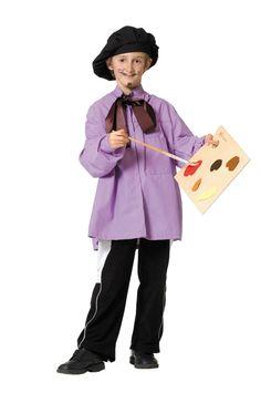 Disfraz Infantil de #pintor