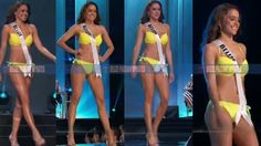 Miss Belize at Miss Universe Preliminaries