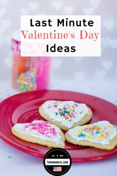 Happy Valentine's Day♡ Are you struggling with ideas to do for your loved one today? http://www.themomdeal.com/2017/02/14/last-minute-valentines-day-ideas/