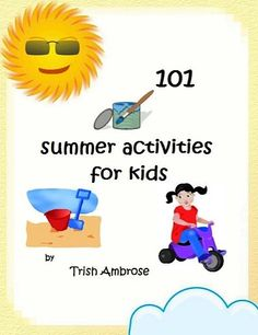 FREE Kids e-Book: 101 Summer Activities for Kids