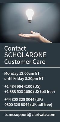 Learn more about the ScholarOne platform via video tutorials, user guides, release notes, and FAQs, or contact the ScholarOne Manuscripts Support team. Contact Names, User Guide, No Response, Science, This Or That Questions, Manual, Textbook