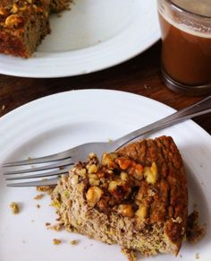 For the morning of - Apple Spice Coffee Cake