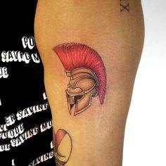 Helmet Tattoo, Tattoo Photos, Black And Grey, Tattoos, Style, Swag, Tatuajes, Tattoo, Tattos
