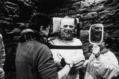 Behind the scenes. Silence of the Lambs rules