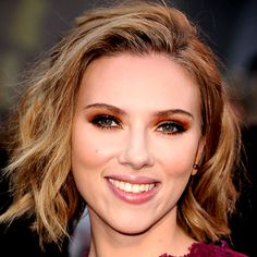Scarlett Johansson - Sandy blonde