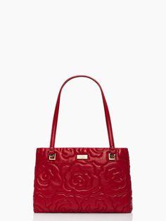 Kate Spade purse. // fashion // style // classy. Red purse. Blogger fashion. Wish list. Fall style.