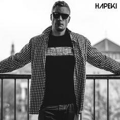 Streetwear aus der Hauptstadt. www.hapeki.de #berlin #hapeki #streetwear #streetfashion #blackandwhite #kotti #kottbussertor