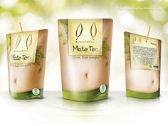Mate Diet Tea on Packaging of the World - Creative Package Design Gallery