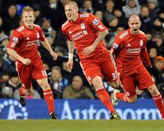 Five years of Martin: Photo special - Liverpool FC
