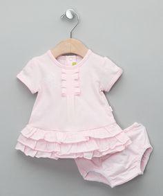 Rosa Vacacion Dress - Infant