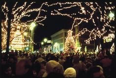 Christmas in Lancaster City