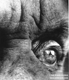 Bill Brant man's eye