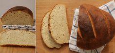 Szybki, awaryjny chlebek