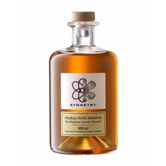 Symmetry Tonics are made from whole botanicals, with quinine extracted from cinchona bark. They are bottled in true concentrated form, contain minimal sugar and Virgin Drinks, Tonic Water, Good Find, Non Alcoholic Drinks, Lemon Grass, Vodka, Brewing, Perfume Bottles, Floral