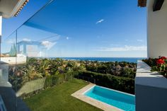 Modern Villa with Breathtaking Views - Villa, Sierra Blanca, Marbella Golden Mile Villa, Sea, Outdoor Decor, Modern, Home Decor, Trendy Tree, Decoration Home, Room Decor, The Ocean