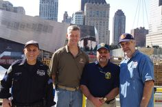 With Brothers at Ground Zero