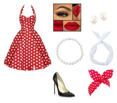 """""""Untitled #14"""" by vales14 on Polyvore featuring Brian Atwood"""