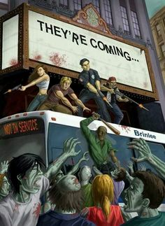 Zombies - They're Coming!