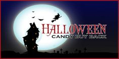 Too much Halloween candy? Wondering what to do with your leftover candy? If you send it to Operation Gratitude, they'll send it to the troops! Learn more here: Halloween Candy BuyBack Program Looking for a dental office near you that's participating in the Halloween Candy BuyBack Program? Use your zip code to search for one here: www.halloweencandybuyback.com