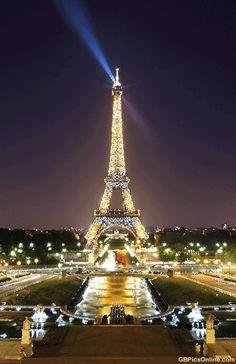 ***GIF***Eiffel Tower illumination