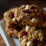 Pumkin Oatmeal Cookies. Oooh...These look yummy and healthy!